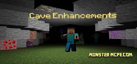 Cave Enhancements Add-on