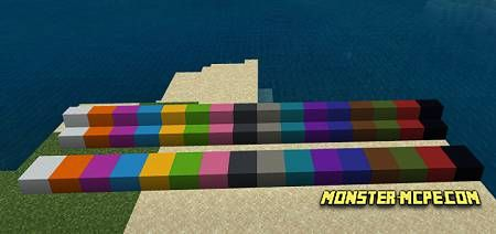 More Stairs and Slabs Add-on