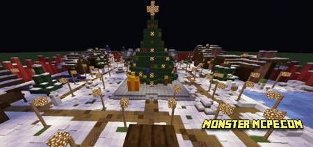RageNation Christmas Town (1)