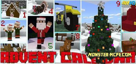 Christmas Advent Calendar Add-on