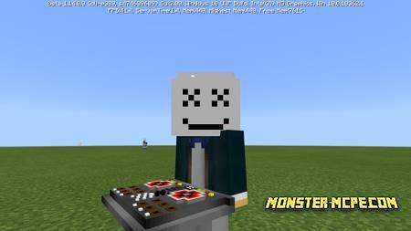 Marshmallow character skin