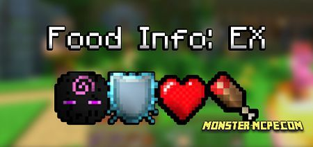 Food Info: Extended Texture Pack