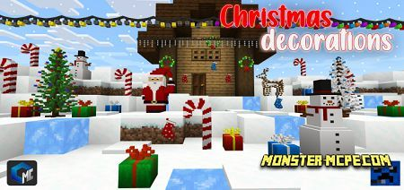 Christmas Decorations Add-on