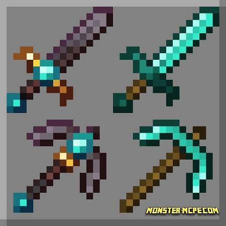 new weapon textures