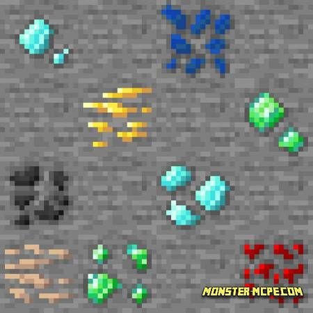 5 types of diamond blocks
