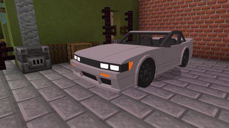 Nissan Sil80 White