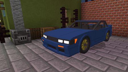 Nissan Sil80 Dark blue