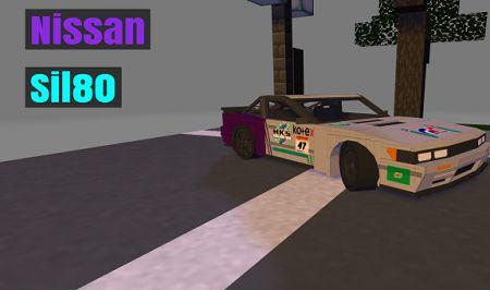 Nissan Sil80 Add-on 1.16+