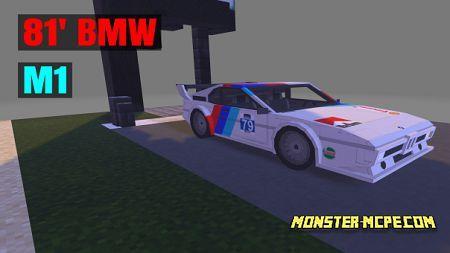 81′ BMW M1 Add-on