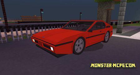 Red BMW M1