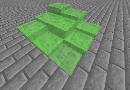 the Slime Layer block