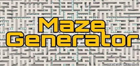Maze Generator Add-on