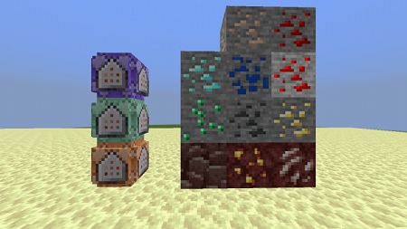 X-ray and Cursed Ores (3)
