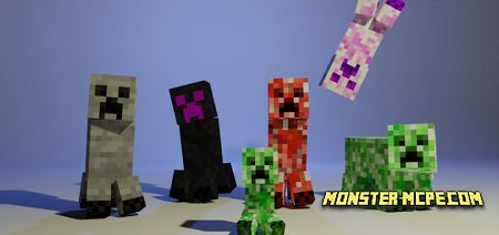 MB's More Creepers Add-on