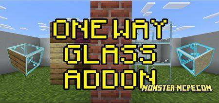 One Way Glass Add-on