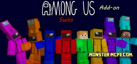 Among Us Suits Add-on