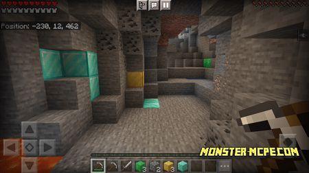 Buried Diamond Blocks (2)