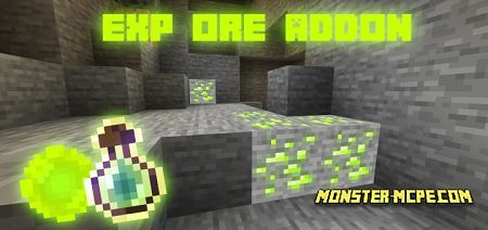 Exp Ore Add-on 1.16+