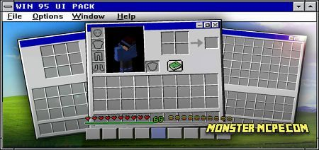 Windows 95 UI Texture Pack