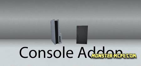 Console Add-on 1.16+