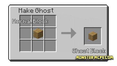 Make Ghost Block