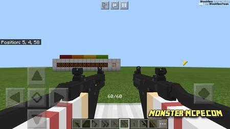 Dual Beretta M9