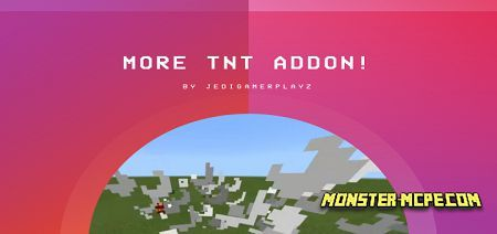 More TNT Add-on 1.16+