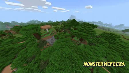 Village And Many Biomes Near (6)