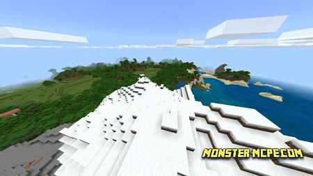 Village And Many Biomes Near (5)