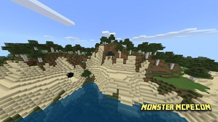 Village And Many Biomes Near (3)