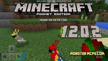 Minecraft PE 1.2.0.2 for Android