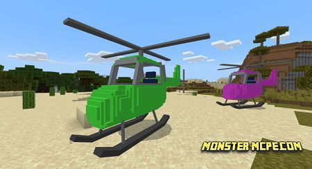 Small helicopters