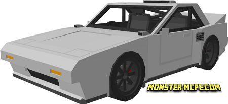 Toyota MR2 AW11 Mod