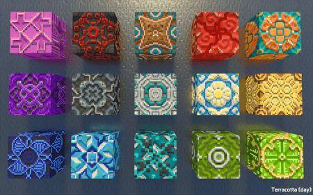 Glazed terracotta (2)