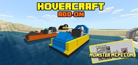 Hovercraft Add-on 1.16+
