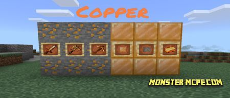Copper Add-on 1.16+