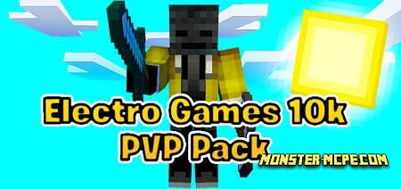Electro Games 10k PVP Texture Pack