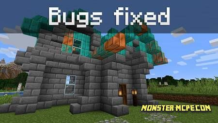 Bugs fixed