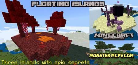 Floating Islands Add-on 1.16+