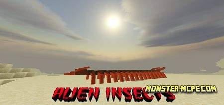 Alien Insects Add-on 1.16+