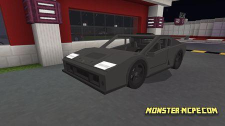 Black Lamborghini Diablo