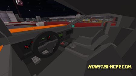 Other screenshots of the car (3)