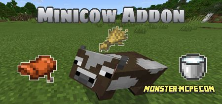 Minicow Add-on 1.16+