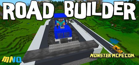 Road Builder Add-on 1.16+