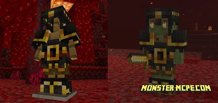Golden Orcish Armour