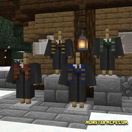 Hogwarts Robes