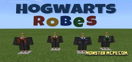 Hogwarts Robes Add-on