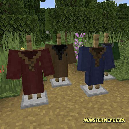 Hogwarts Robes (2)