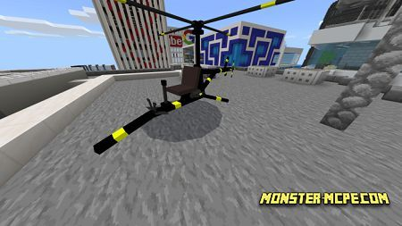 Ultra-Light Helicopter (1)