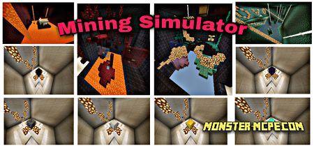 Mining Simulator Map